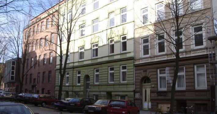 ERKA Pfahl Nachgründung Wohnhaus Hamburg