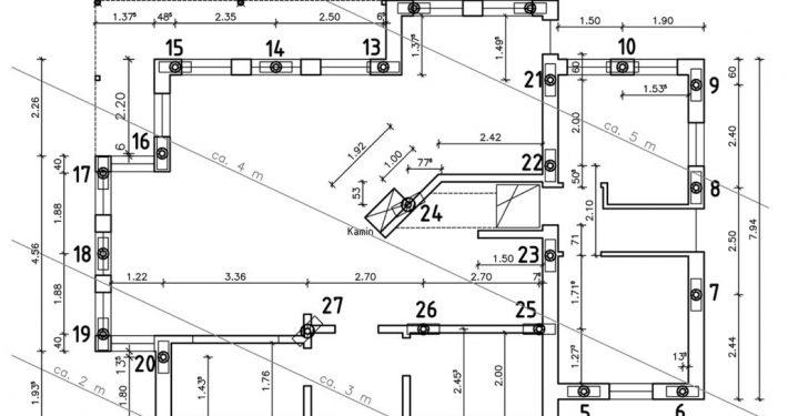 ERKA Pfahl Nachgründung und Horizontierung Wohnhaus