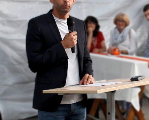 Hendrik Jansen blickt mit Zuversicht in die Zukunft.