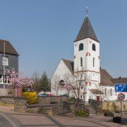 ERKA Pfahl Unterfangung Kirche Sankt Nikolaus in Kall
