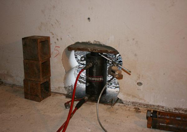 Bevorzugt Heben, Senken und Abfangen von Gebäuden | ERKA Pfahl Spezialtiefbau JQ08