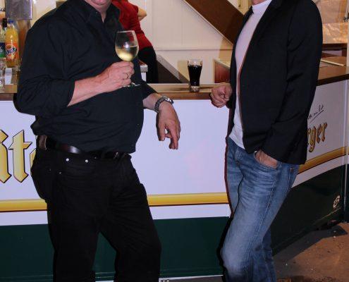 Die beiden Geschäftsführer Ralf Engel und Hendrik Jansen